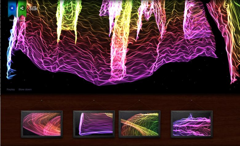 Silk Effected Screenshot
